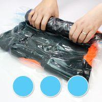 Вакуумный пакет без применения пылесоса 35*50 см