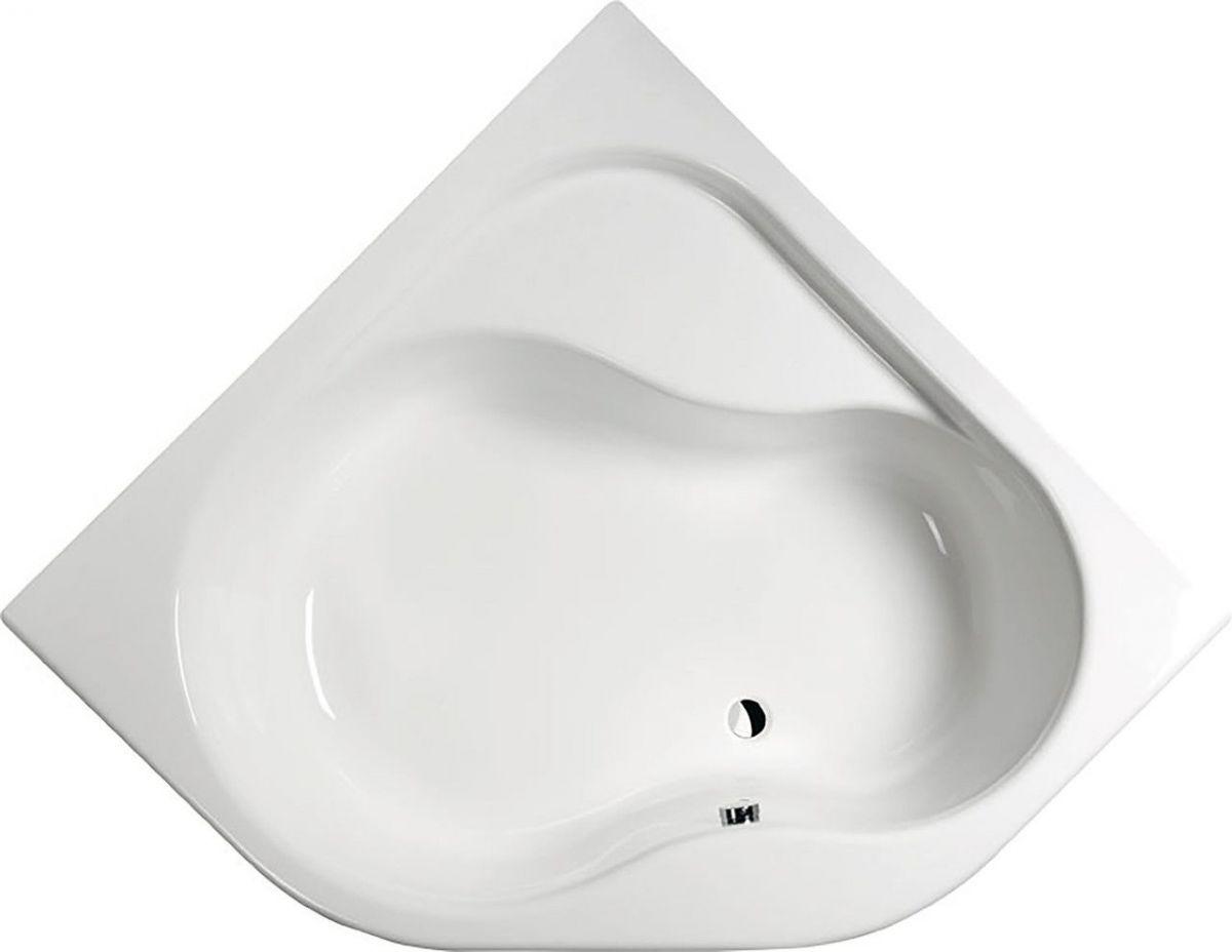 Акриловая ванна Alpen Edera 152x152 без гидромассажа