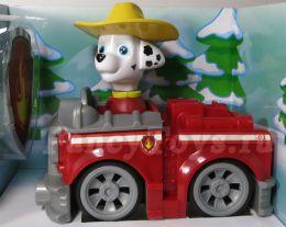 Маршал на пожарной машине с музыкой и светом (Щенячий патруль)