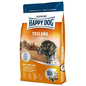 Корм сухой Happy Dog Irland для собак мелких пород с лососем и кроликом 1кг
