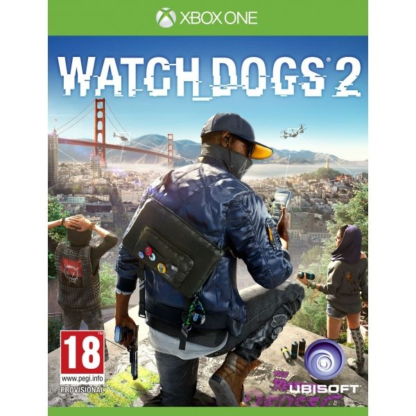 Игра Watch Dogs 2  (Xbox One, русская версия)