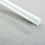 Прозрачная плёнка, 220гр, 70 см*7,5 м