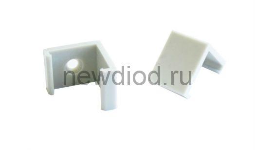 Крепеж для профиля NUGL 16*16 пластик