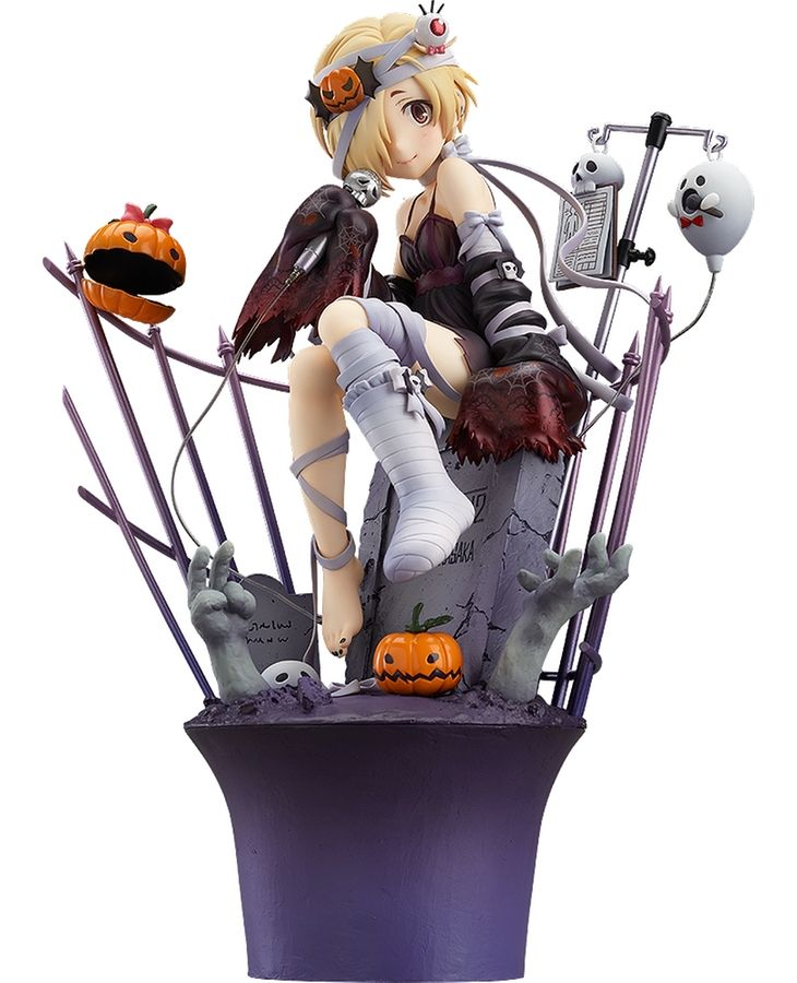 Фигурка Shirasaka Koume Halloween Nightmare Ver. 1/7