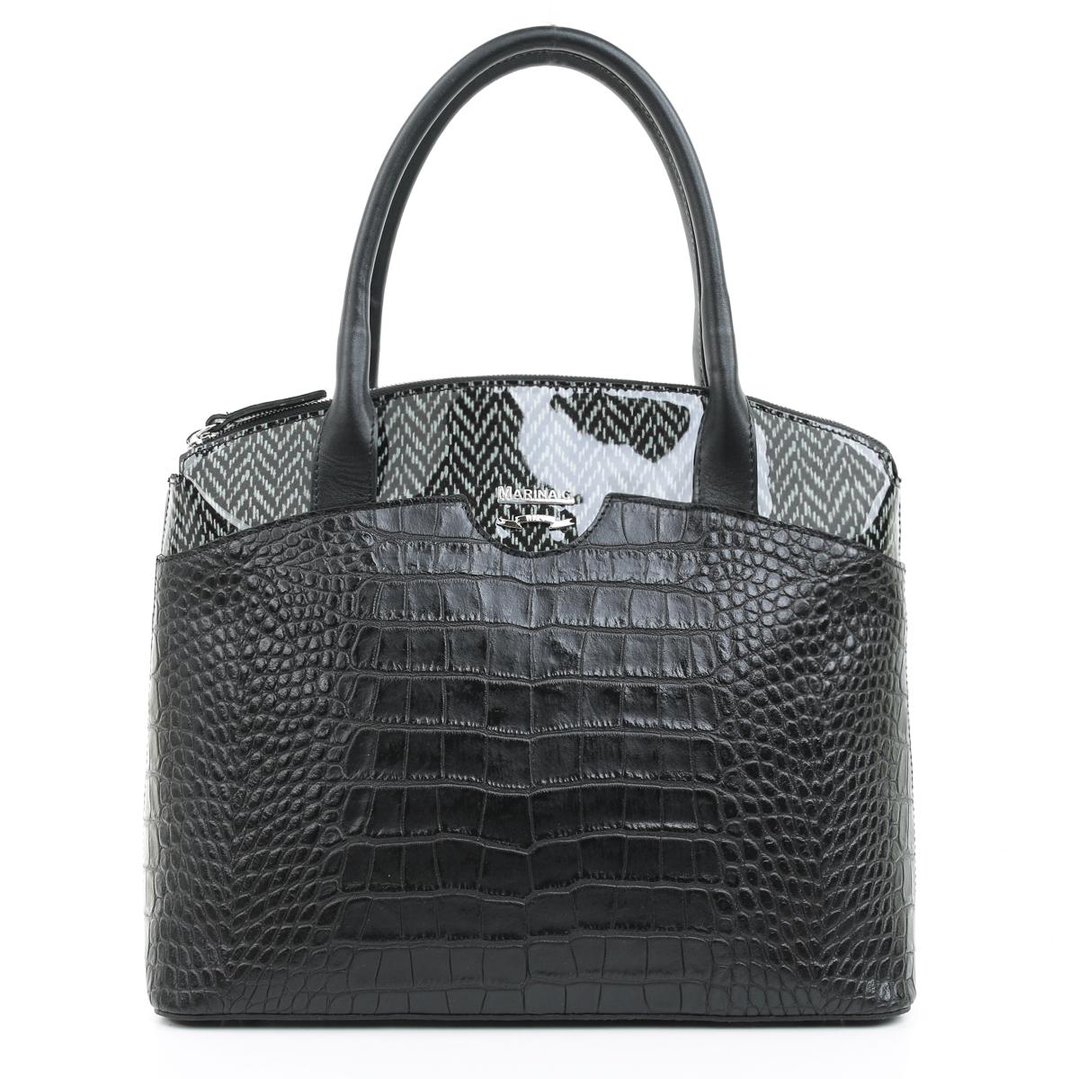 b84f493308c7 Купить сумку Marina Creazioni из натуральной кожи в интернет ...