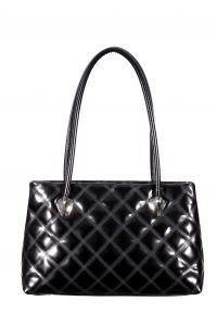 Чёрная сумка Gilda Tonelli