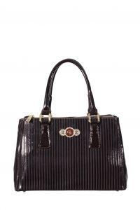 Коричневая сумка Gilda Tonelli