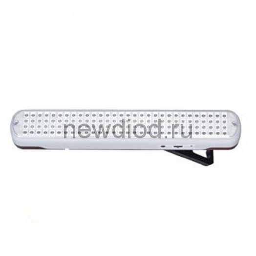 Светильник светодиодный аварийный СБА 1093С 90LED lead-acid DC