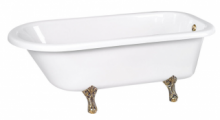 Акриловая ванна Alpen Victoria 170x75 без гидромассажа
