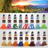 World Famous ИЛЬЯ ФОМИНЫХ ANIMAL KINGDOM INK SET