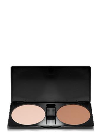 Make-Up Atelier Paris Palette Contouring CKPB Палитра сухих корректоров для скульптурирования лица для (загорелой) смуглой кожи