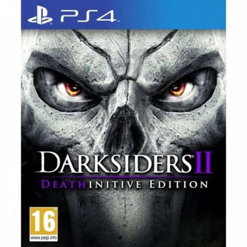 Игра Darksiders II 2 Deathinitive Edition  (PS4)