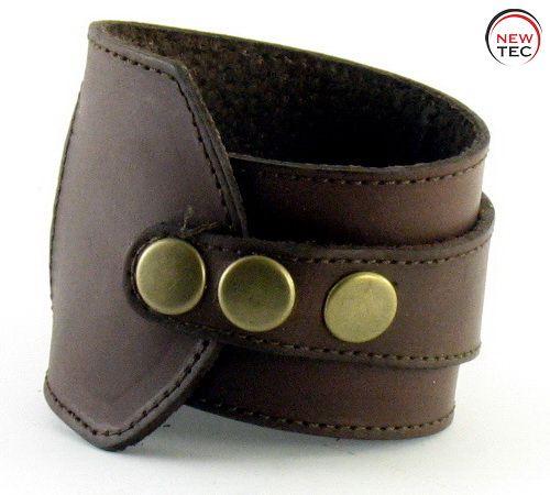 Кожаный браслет NewTec-3