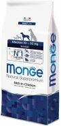 Monge Dog Daily Line Medium Senior Корм для пожилых собак средних пород (12 кг)