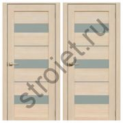 Двери L 20 микрофлекс  ясень