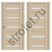 Двери L 26 микрофлекс  ясень