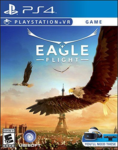 Игра Eagle Flight (PS4, PS VR)