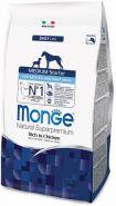 Monge Dog Daily Line Medium Starter Корм для щенков средних пород (1,5 кг)