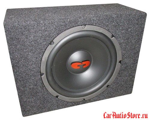 CDT Audio CL-W10 box