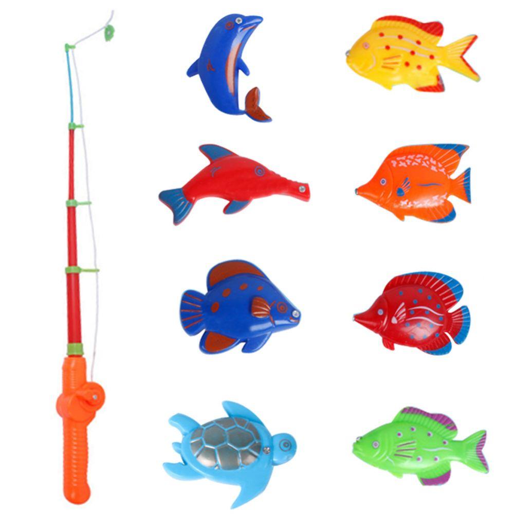 Игрушечная рыбалка