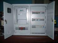 Щит распределительно-учётный навесной (500*800*155) IP31 36 мод.