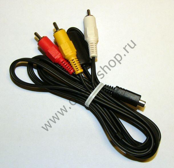 A/V кабель для видеокамеры Sony