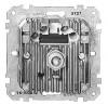 Merten Мех Светорегулятор поворотный 1000W для л/н
