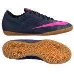 Футзалки Nike MercurialX Pro IC тёмно-синие