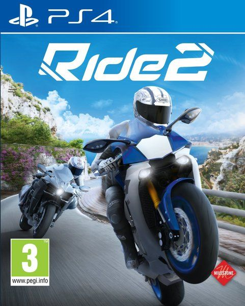 Игра Ride 2 (PS4)