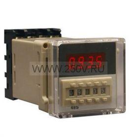 Реле времени DH48S-1Z 220 вольт