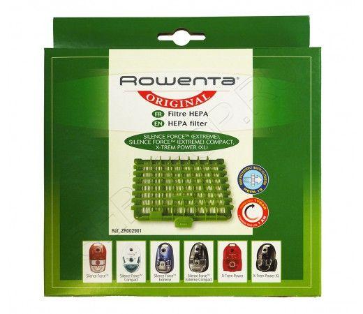 HEPA  фильтр к пылесосам Rowenta серии Silence Force  RO43, RO44, RO45, RO46, RO47, RO56, RO58, RO59