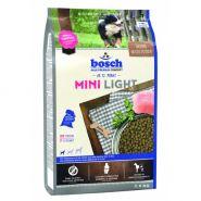 Bosch Mini Light Полнорационный корм для собак маленьких пород, склонных к полноте и с избыточным весом (2,5 кг)