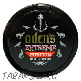 Табак жевательный Chew Bags Odens Extreme Portion 20г