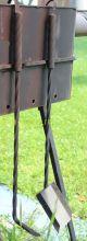 Кованая кочерга для мангала