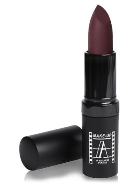 "Make-Up Atelier Paris Velour Lipstick B104V Dark red Помада ""Велюр"" темно-красный"