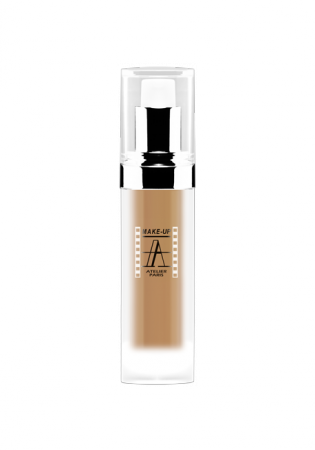 Make-Up Atelier Paris Anti-Aging Fluid Foundation Gilded AFL4Y Тон-флюид антивозрастной 4Y золотистый