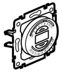 Таймер для управления рольставнями  Aluminium(арт.775697)