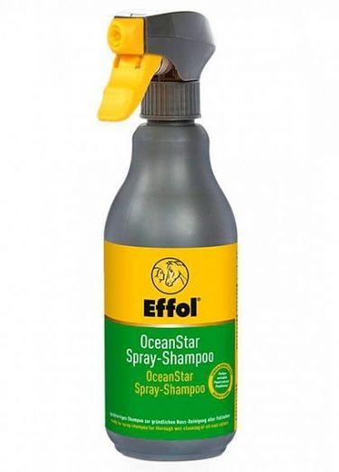 Шампунь-спрей для шерсти/Effol Ocean-Star Spray-Shampoo