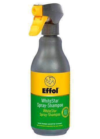 Шампунь-спрей для серых лошадей/Effol White-Star Spray-Shampoo