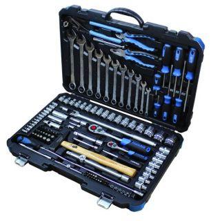 Набор инструментов 6 гр. Forsage 41421-5, 142 предмета