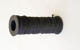 Капроновая нитка, черная