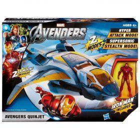 Боевое транспортное средство Мстителей, AVENGERS