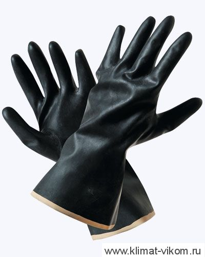 Перчатки КЩС тип 1