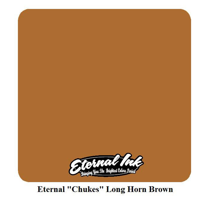 "Eternal ""Chukes"" Long Horn Brown"