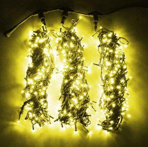 Спайдер 3х20м (постоянного свечения, жёлтый)