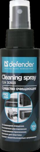 Чистящий спрей Defender CLN 30503 PRO 100мл,экстрамощное очищение