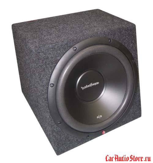 Rockford Fosgate R2D4-12 box