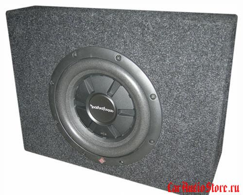 Rockford Fosgate R2SD2-10 box