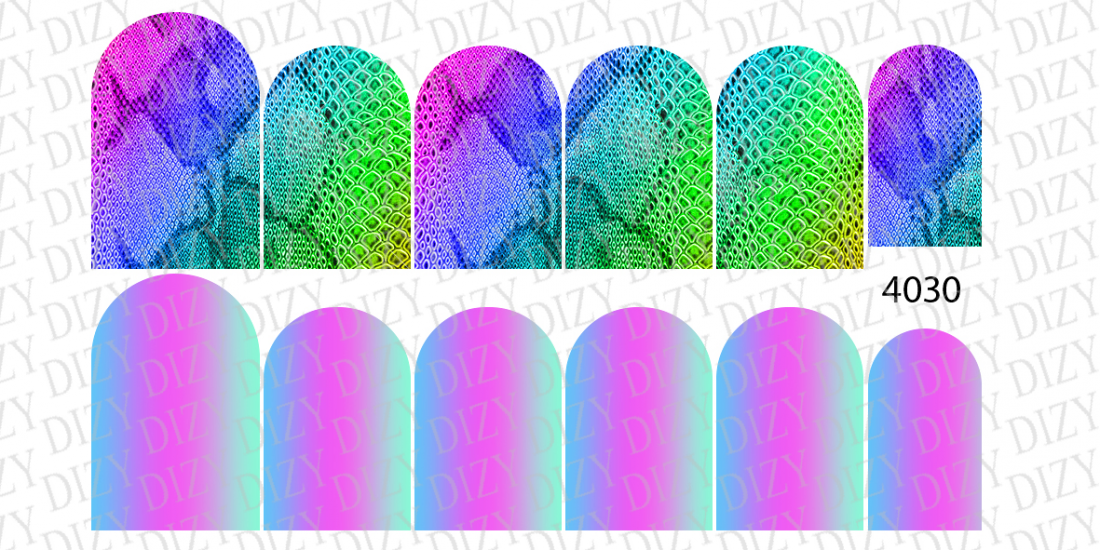 Слайдер дизайн, DIZY арт. 4030