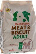 Magnusson Meat&Biscuit Adult Для взрослых собак с нормальным уровнем активности (4,5 кг)